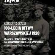 Koncert z okazji 100-lecia Bitwy Warszawskiej