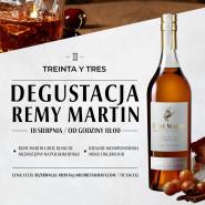 Degustacja Remy Martin w Treinta y Tre