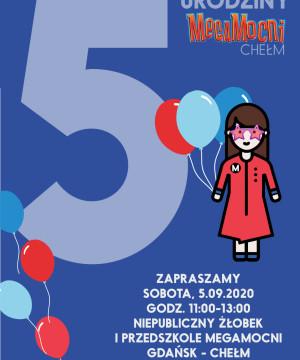 5. urodziny MegaMocni Chełmu