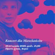 Koncert dla Mieszkańców - Pamiętajmy o Osieckiej
