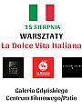 Warsztaty Dolce Vita Italiana