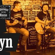 Zespół Magazyn w Whiskey On The Rocks