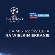 LIGA MISTRZÓW UEFA - Manchester City - Olympique Lyon