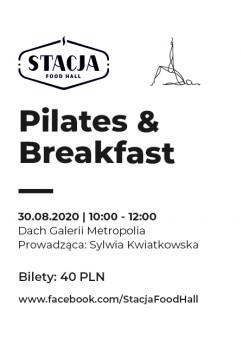 Pilates & Breakfast