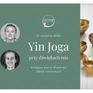 Yin joga w dźwiękach mis tybetańskich