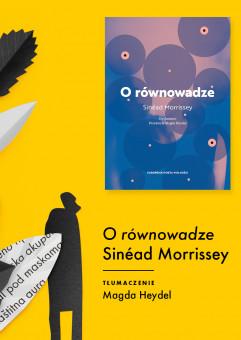Spotkanie z Sinéad Morrissey i Magdą Heydel