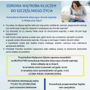 Konsultacje lekarskie dotyczące chorób wątroby w Medycznej Gdyni
