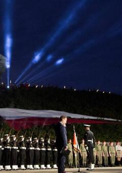Obchody 81. rocznicy wybuchu II wojny światowej na Westerplatte