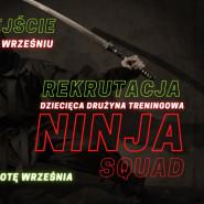 Bezpłatna rekrutacja do Ninja Squad