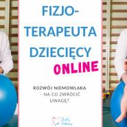 Rozwój niemowlaka z fizjoterapeutą