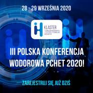 PCHET 2020 online - III Międzynarodowa Konferencja Wodorowa
