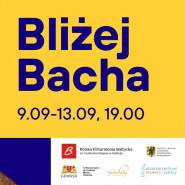 Koncert Organowy Bliżej Bacha