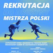 Rekrutacja do drużyny Mistrza Polski