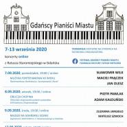 VIII Festiwal Gdańscy Pianiści Miastu