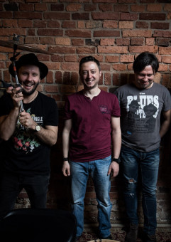 JJ Band - Letnia Scena Blues Clubu