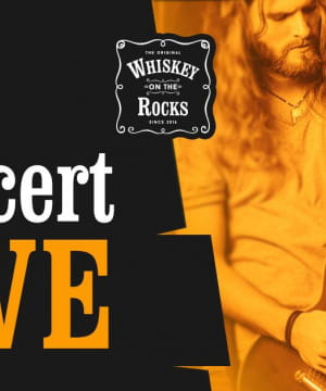 Michał Citko w Whiskey On The Rocks