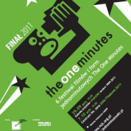 """6. Festiwal Filmów i Form Jednominutowych """"The One Minutes """" - FINAŁ!"""