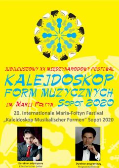 XX Międzynarodowy Festiwal Kalejdoskop Form Muzycznych