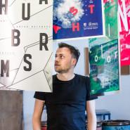 Projekt + Nowa Forma Plakatu - spotkanie z Krzysztofem Iwańskim