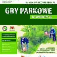 Gry Parkowe na Orientację  Hevelianum
