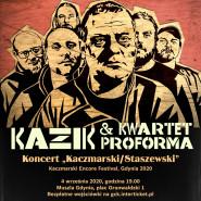 Kaczmarski Encore Festival Gdynia - Kazik & Kwartet ProForma