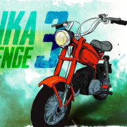 Motorynka, jednoślad - challenge III