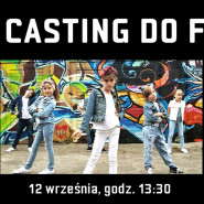 Casting do Formacji Street Dance Kids | Snappy Kids