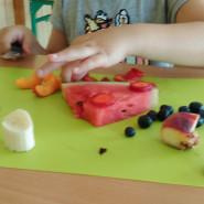 Owocowe warsztaty kulinarne dla dzieci