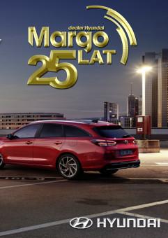 25 lat współpracy z marką Hyundai