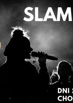 Slam Poetycki Gdynia - Dni Solidarności z osobami chorującymi psychicznie