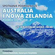 """Australia i Nowa Zelandia. Podróż od """"a"""" do """"z"""""""