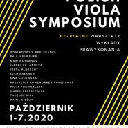 Polish Viola Symposium - warsztaty