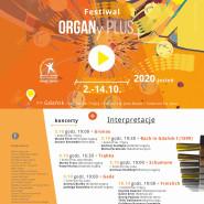 Festiwal ORGANy PLUS+. Jezień 2020