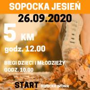 Sopocka Jesień - bieg
