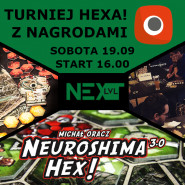 Turniej Neuroshima Hex z Nagrodami w Next LVL!