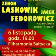 Kabaretem w kryzys: Zenon Laskowik & Jacek Fedorowicz