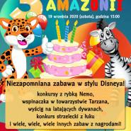 3-cie urodziny Sali Zabaw Amazonia