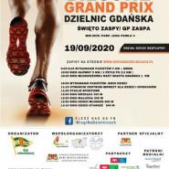 Biegowe Grand Prix Dzielnic Gdańska - Bieg Zaspy