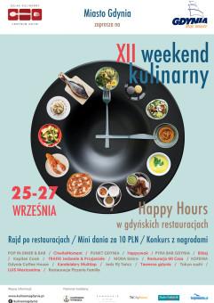 XII Weekend Kulinarny