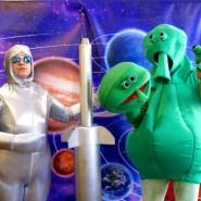 Teatr Gargulec - Kosmiczna przygoda