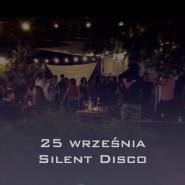 Silent Disco na pożegnanie lata