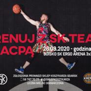 Kończymy lato z Kacpą na SK Ergo Arena 3x3 Court