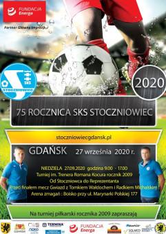 Festyn z okazji 75. rocznicy powstania klubu Stoczniowiec Gdańsk