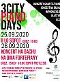 3City Piano Days