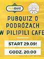 PubQuiz w PiliPili Cafe & Drink Bar!
