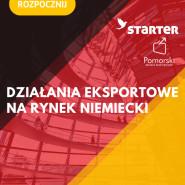 Działania eksportowe na rynek niemiecki - spotkanie online