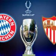 Superpuchar Europy: Bayern-Sevilla