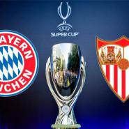 Superpuchar Europy : Bayern-Sevilla