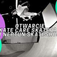 Otwarcie Skate Care Skatepark i Neptun Skateshop