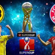 Superpuchar Niemiec: Bayern-Borussia